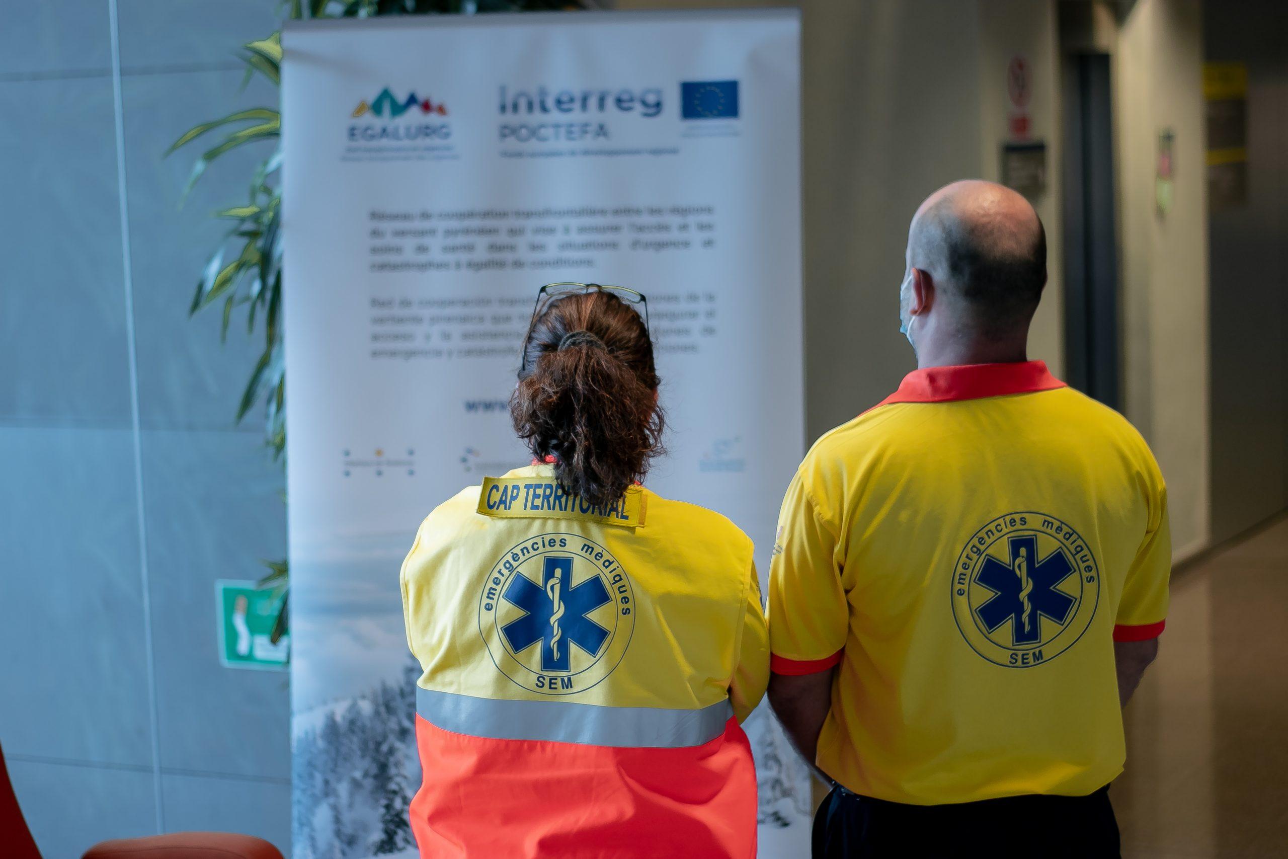 El SEM promueve la creación de un repertorio trasfronterizo de dispositivos medicalizados y un máster especializado en gestión de crisis sanitarias