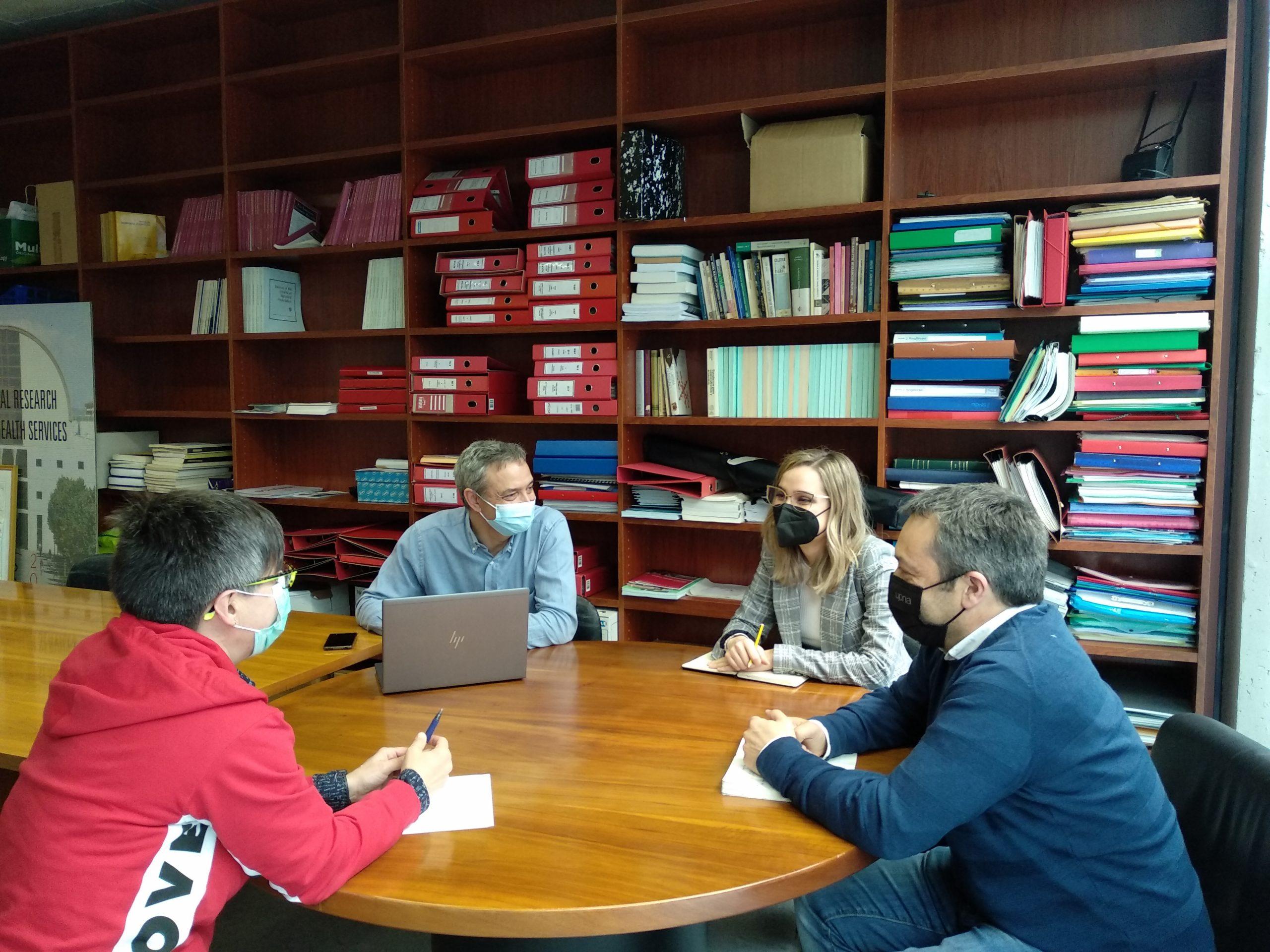 Un equipo de investigación de la UPNA (Navarra) desarrolla una cartografía con los recursos sanitarios transfronterizos para la toma de decisiones en urgencias