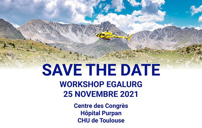 Participa en el próximo Workshop EGALURG: Inscripción previa ya disponible